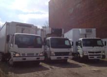 New Penn's Corner truck fleet!