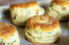 Biscuits-on-a-pan