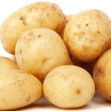 White-potatoes