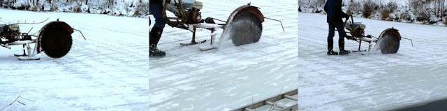 Ice Cutting 2013 1