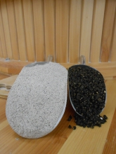 Buckwheat -- flour and buckwheat grain